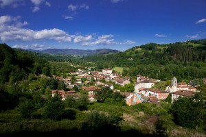 Vista general de Villamayor