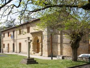Monasterio de Santa María de Villamayor