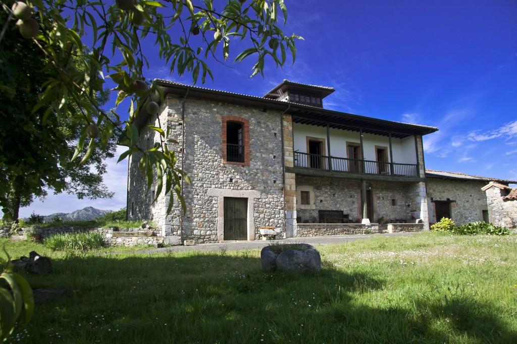 Palacio de Faes 1