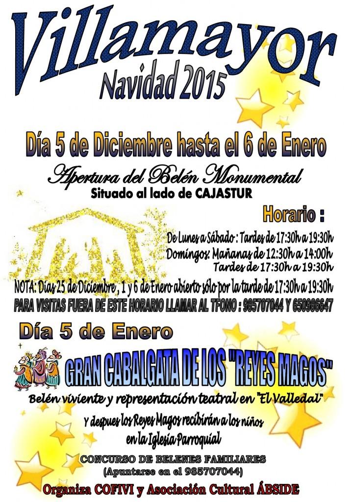 cartelnavidad_villamayor_2015